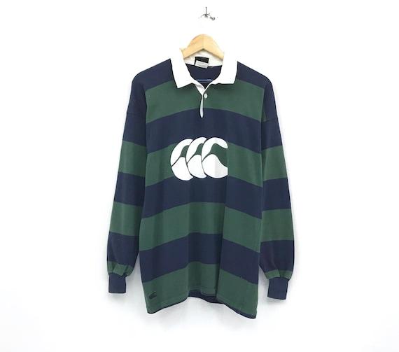 Canterbury Of New Zealand Rugby Half Button Sweatshirt