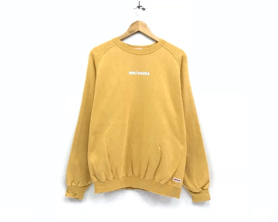 Miki house pulls pull grande impression style épeler pull streetwear / mode style impression urbain / mode / grande taille 8db7a3