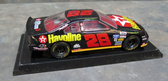 Ernie Irvan 1997 Havoline Texaco #28 Ford Thunderbird 1//64 Racing Champions