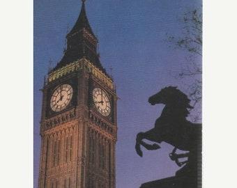 BTS Brochure London Euston England Hotel Ibis 1992