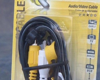 BTS Philips 6Ft Audio Video Cable PH61103