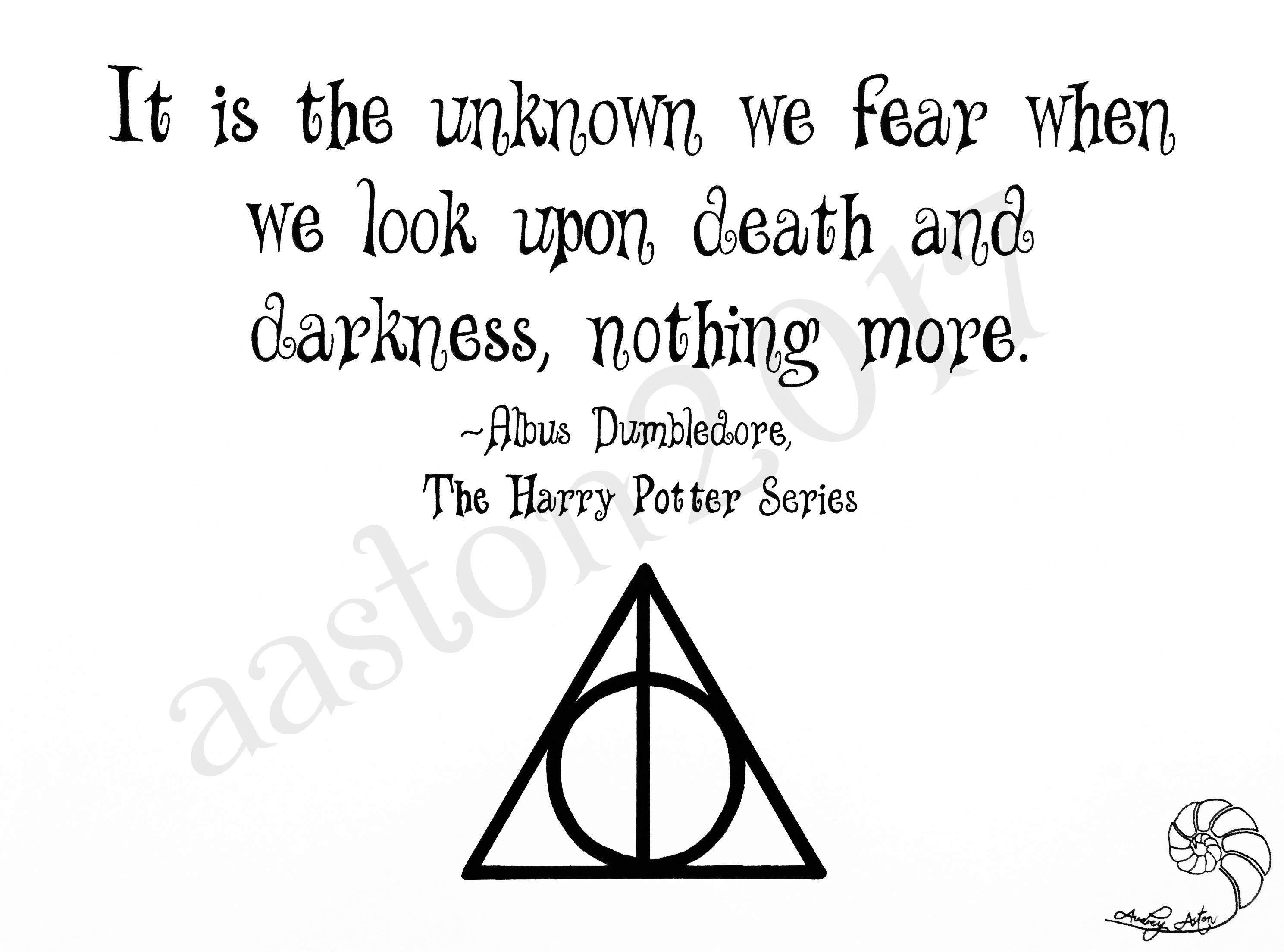 Harry Potter Series J K Rowling Albus Dumbledore Hand Etsy