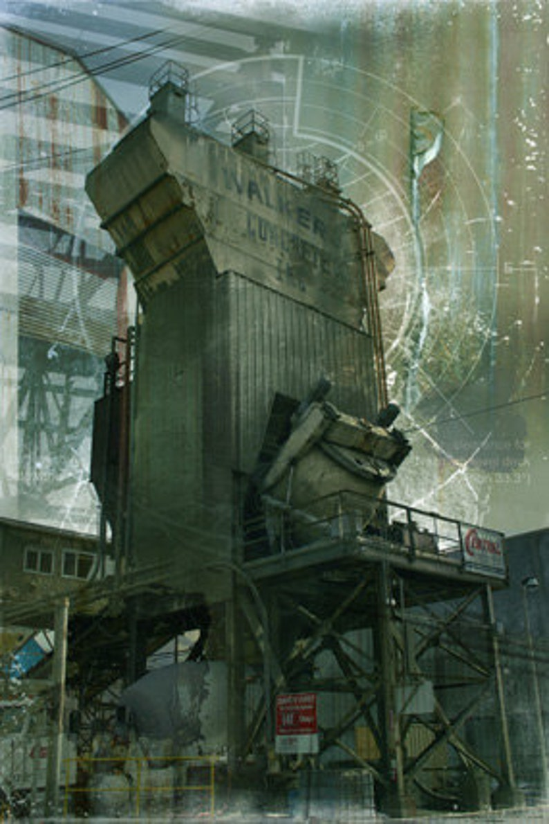 Photomontage  Tower of Faded Dreams image 0