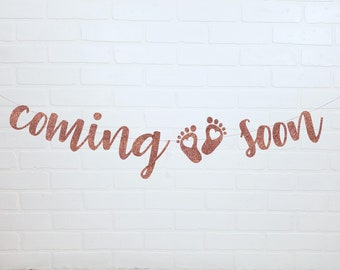 Baby CUSTOM colors party banner banner expecting pregnant oh baby baby shower prego