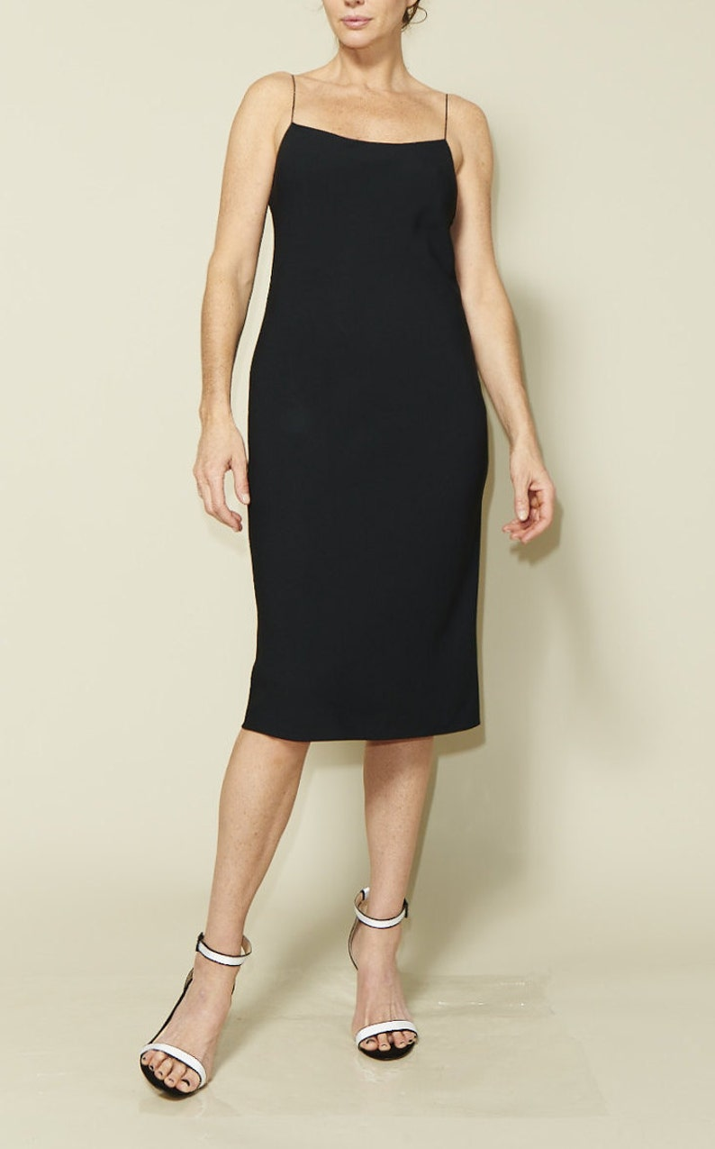Christy Bias Slipdress sewing pattern size 34-46  Just image 0