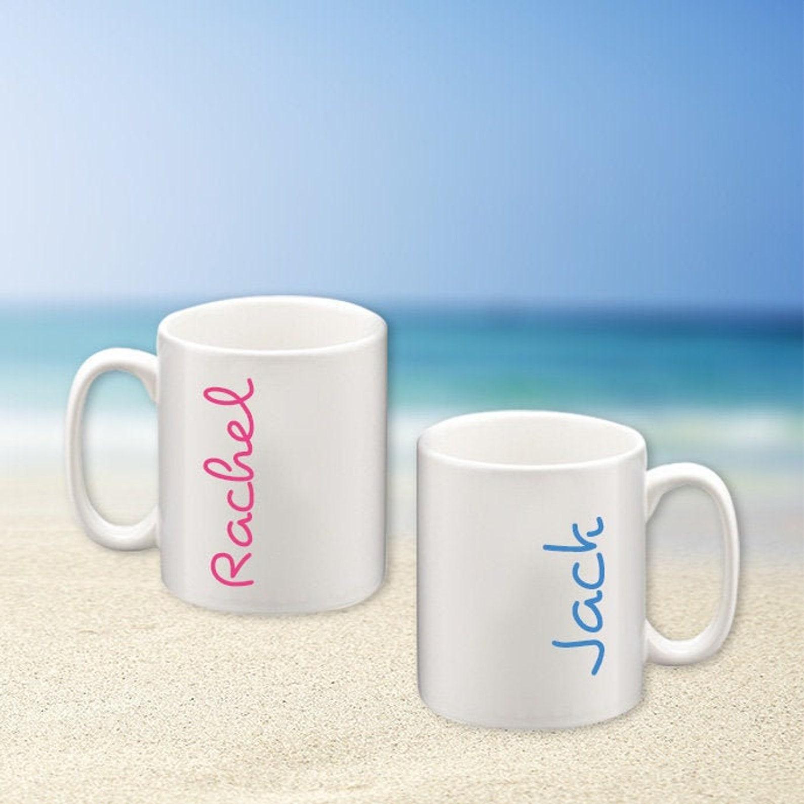 Personalised Love Mug Island Mug