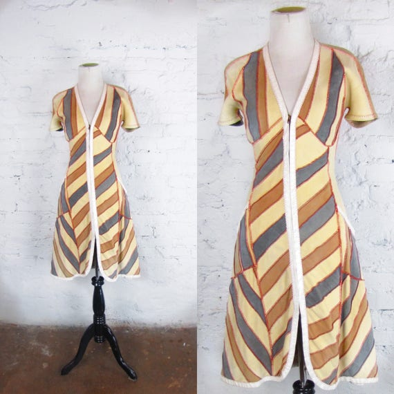 ON HOLD - RARE Stephen Burrows Patchwork Dress