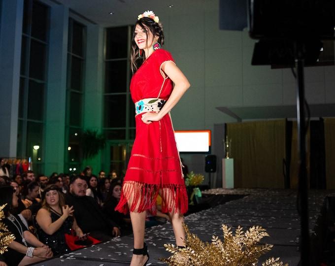 Rojizo Dress