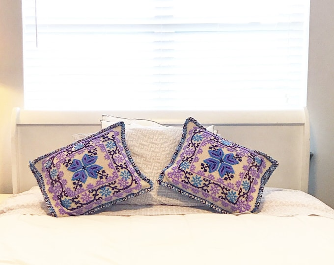 Set of Wool Pillow Covers