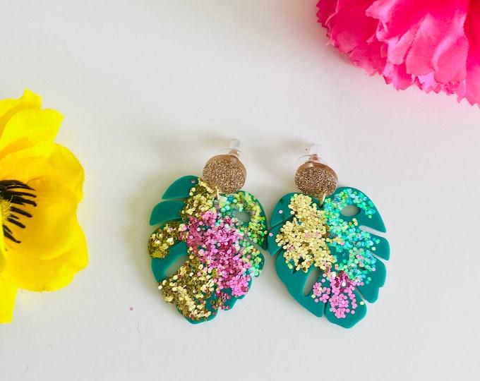 Plantita Earrings