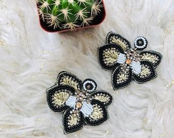 Orquídeas Earrings
