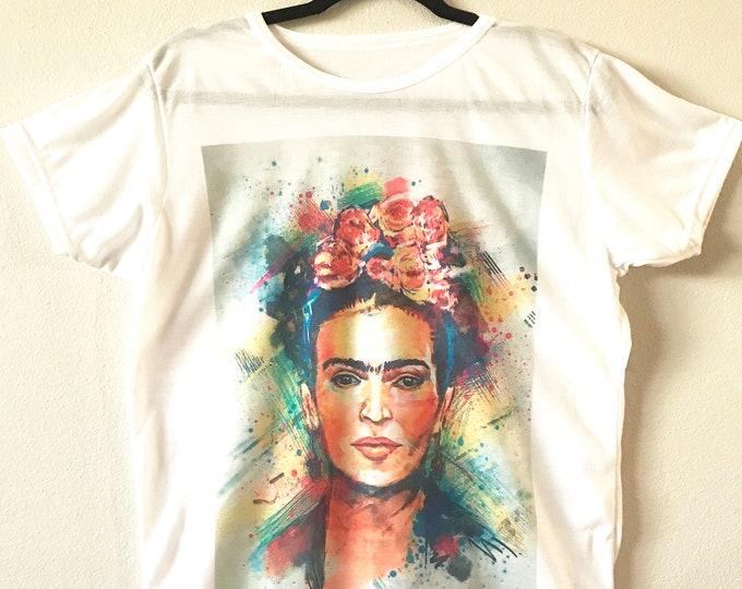 Abstract Frida Top