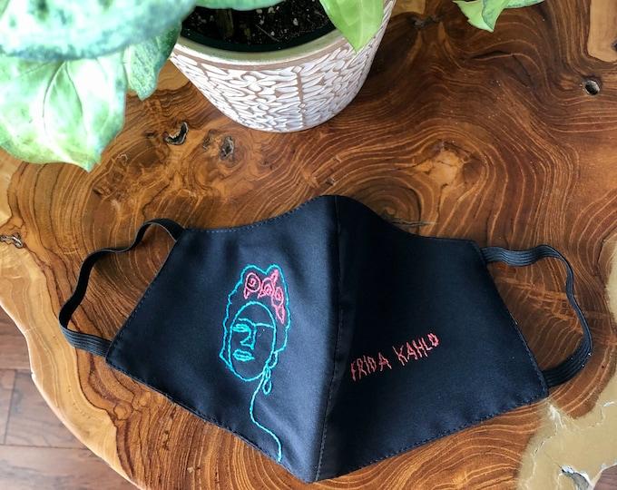 Frida Anti-Fluid Face Mask