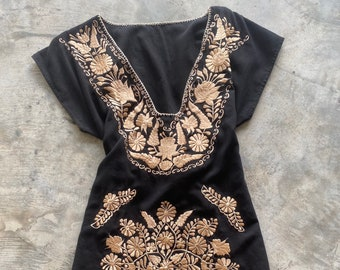 Oro Floral Dress