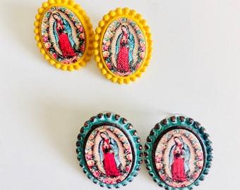 Virgencita Earrings