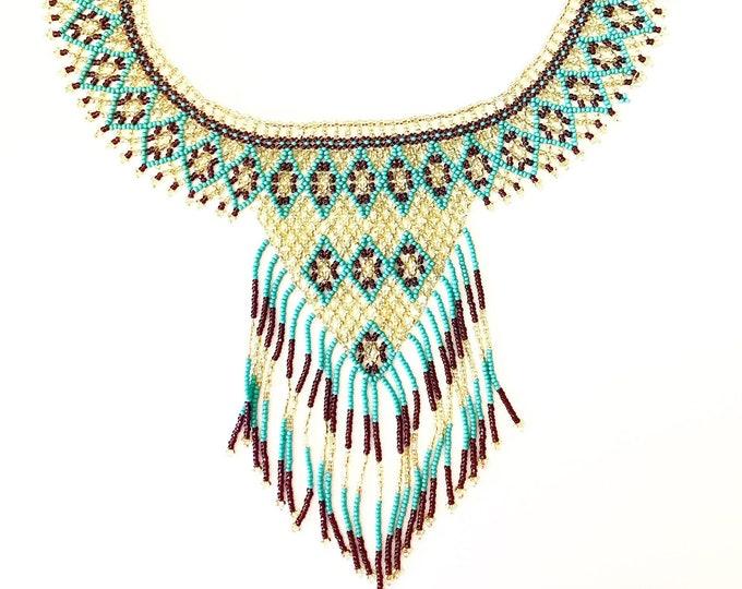 Mayan Princess Necklace