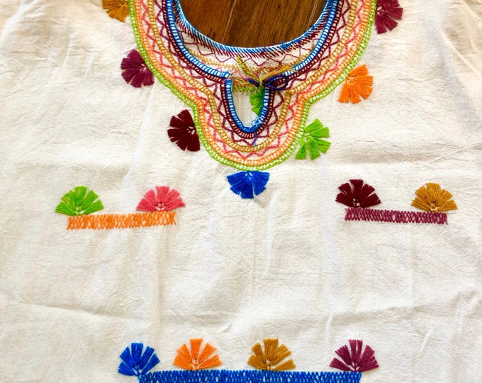 Colores de Chiapas Huipil