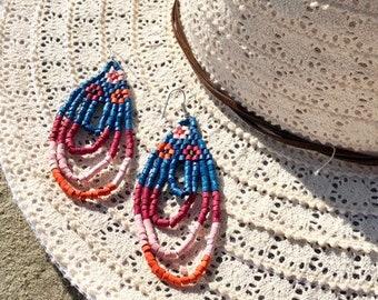 9af4dba8605d Cascadas de Color Earrings