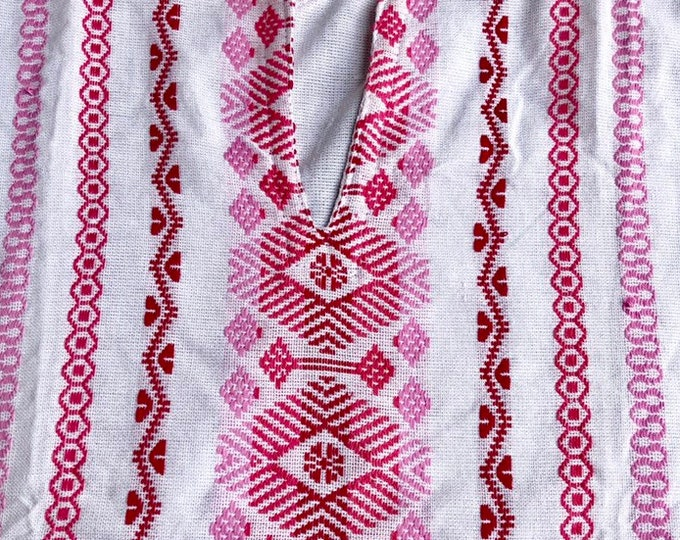 Chiapas Shirt - Rosa/ Pink