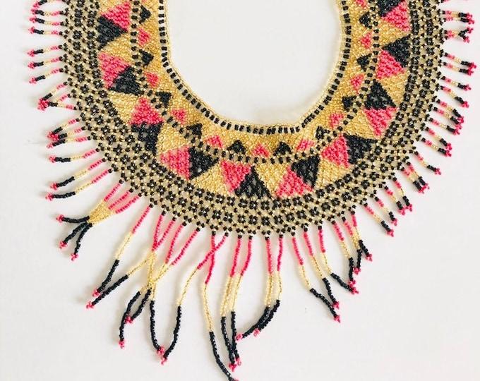 Rosita Huichol Necklace