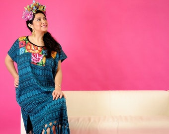 Rebozo Dress