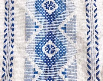 Chiapas Shirt - Azul/ Blue