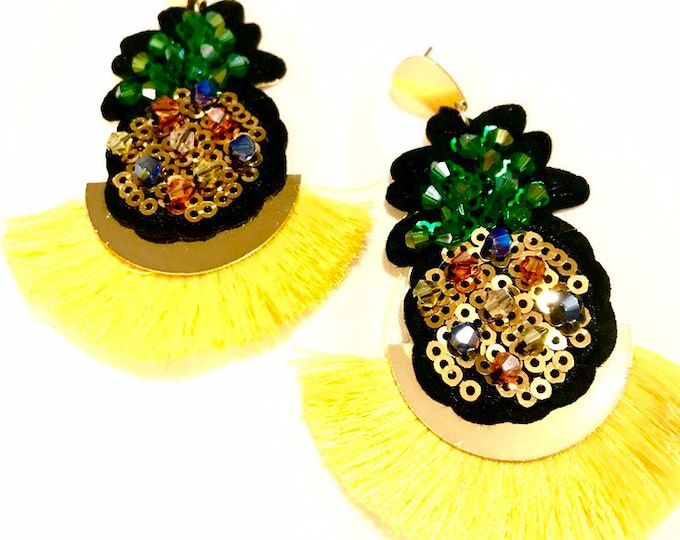 Piña Para La Niña Earrings