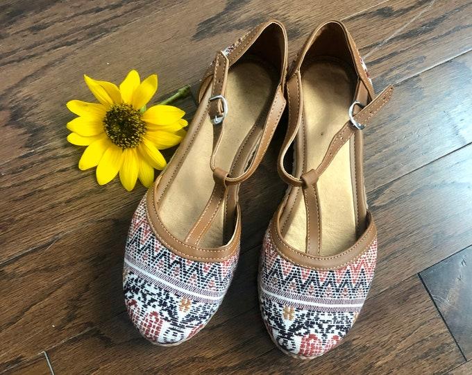Cafecito Huaraches Sandals