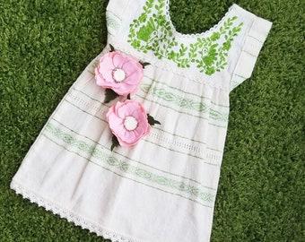 Jardin Secreto Baby Dress