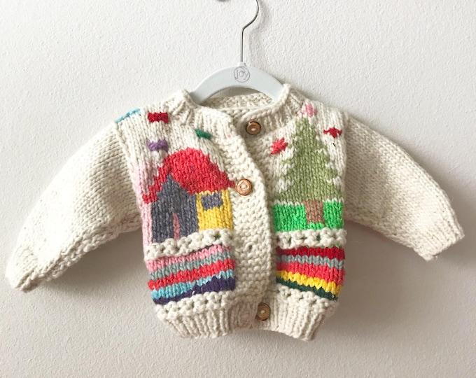 Baby Wool Sweater