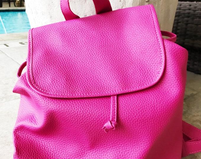 Rosita Backpack Purse by Javier PARADA