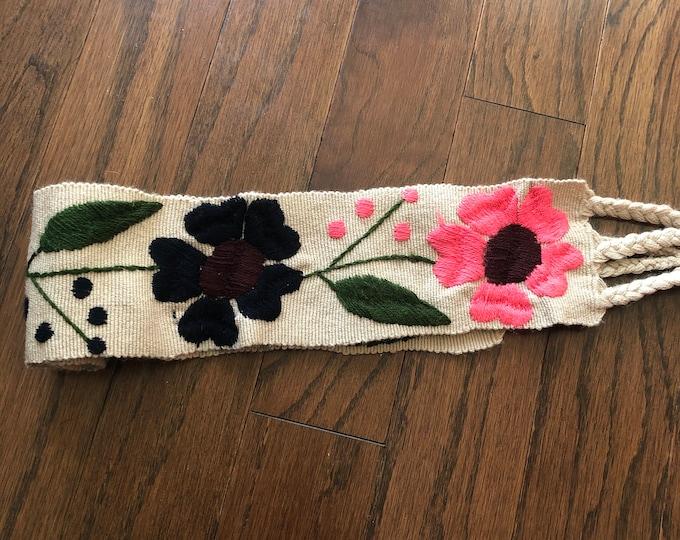 Florecitas Belt