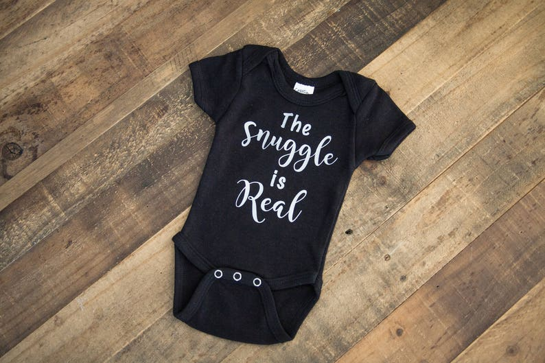 74fc51415 The Snuggle is Real baby clothes newborn outfit baby girl | Etsy