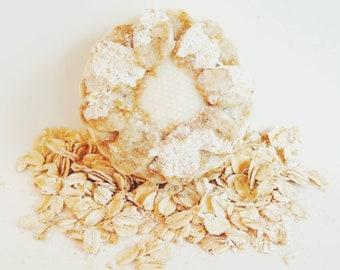 Goatsmilk Honey & Oats Soap
