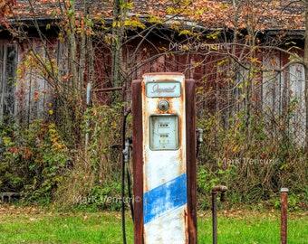 Gas pump | Etsy