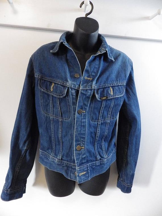 Vintage 1970s1980s Lee jean jacket3T4T