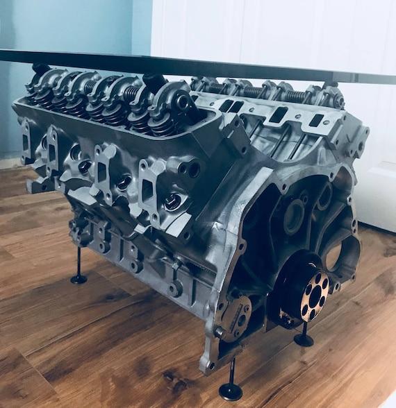 Land Rover Defender V8 Moteur Table Basse / / Moteur De