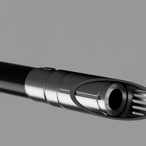 Light saber With Leather Wrap and Electronics Sabercore Sale The Overlord