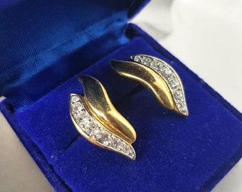 Vintage earringspierced earrings 571