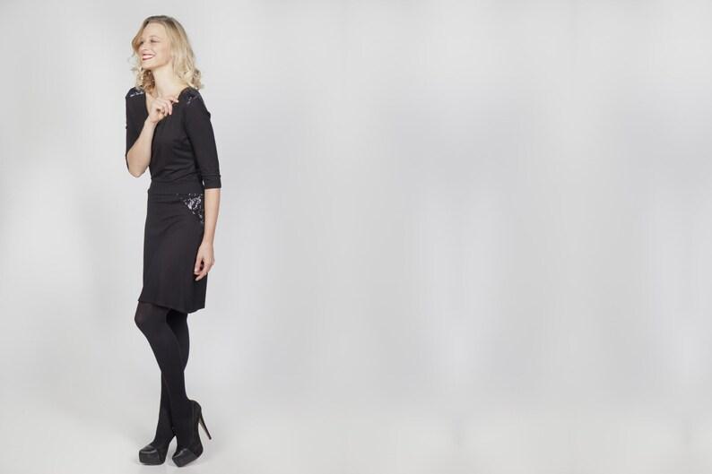 Dress Nala in black image 0
