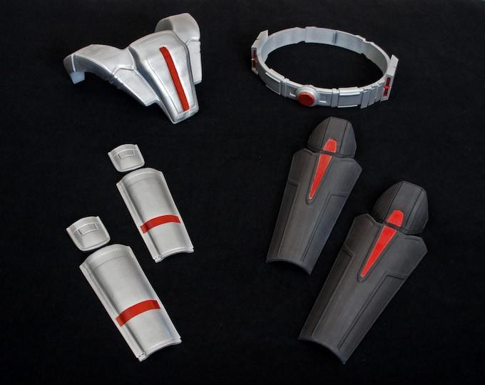 Ant-Man Suit Accessories