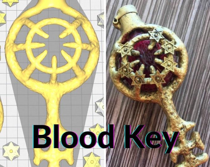 Blood Key STL files
