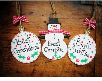 Bumps First Christmas Wood Bauble Gift For Bump Tree Decoration Couple Gift