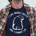 DONATION TEE- Wiggle Butts - 100% of the profits go to Tornado Alley Bulldog Rescue
