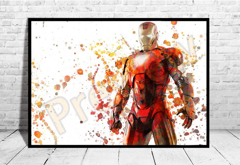BLACK PANTHER POSTER MARVEL AVENGERS PRINT A4 A3 SIZE BUY 2 GET ANY 2 FREE