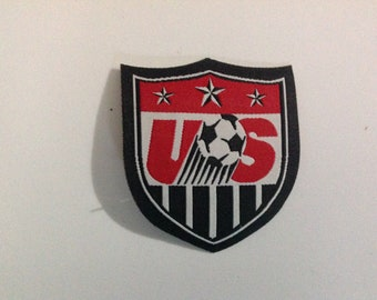 94f5dbf46 US National Soccer Team FIFA World Cup Embroidered iron on patch