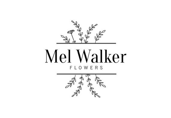 Home Decor Logo Design Logo Flower Shop Flower Design Logo Etsy