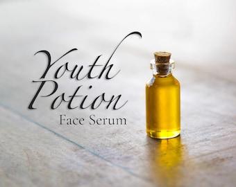 Healing Alchemy Youth Potion Face Serum | 1oz. | 4oz. | Sample Size