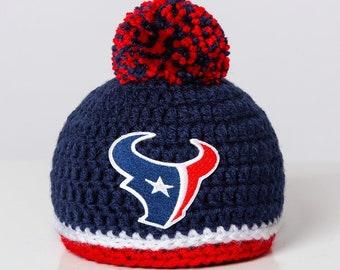 27f19d27 Texans baby hat   Etsy