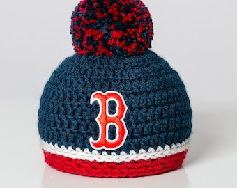 7c4e85bc401 Boston Red Sox baby hat baby baseball cap